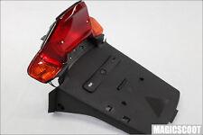 YAMAHA BWS ZUMA YW50/100 - Genuine Rear Mud Guard/Tail Light/Winkers 4VP-H4700
