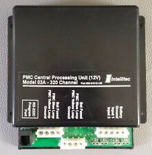 INTELLITEC 00-01015-120 PMC CENTRAL PROCESSING UNIT (12V) MODEL:03A-320 CHANNEL