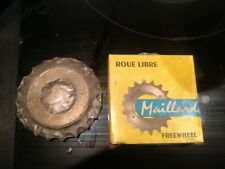 NOS ATOM Maillard roue libre single speed teeth freewheel made in France neuf