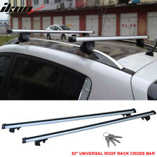 Free Shipping 53 Inch Aluminum Top Roof Rack Cross Bars Fits Chrysler Dodge