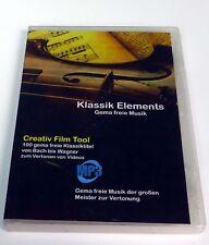 Klassik Elements 100 x gemafreie Musik Bekannte Klassik von Bach bis Wagner