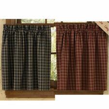 Sturbridge Lined Curtain Tiers
