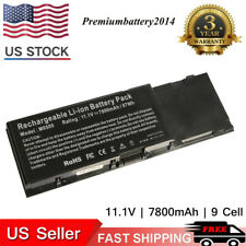 For Dell Precision M6400 M6500 Notebook Battery 312-0873 G102C KR854 8M039 J012F