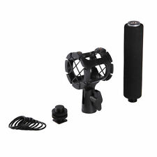 Suspension de choc monture mount avec sabot et poignée Set Pour Microphone Micro fusil de chasse