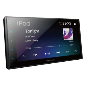 Pioneer DMH-160BT Double Din Touchscreen In-Dash Receiver Apple & Android Auto