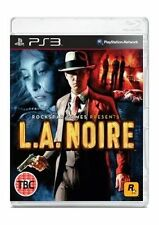 L.A. Noire PS3 NEW and Sealed Original RELEASE NOT BUDGET