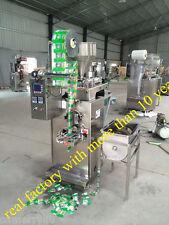 Back-seal 0-50g Chili Oil/Vinegar Liquid Bag Packing Machine/Sealing Machine