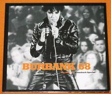 Elvis Presley – Burbank 68 / Digipak - FTD Denmark CD