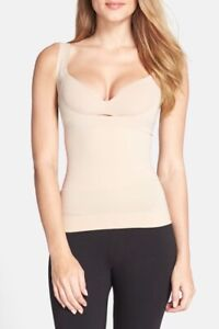Spanx Shape My Day Open Bust Camisole: Size XS: Natural #SS0315 (134)