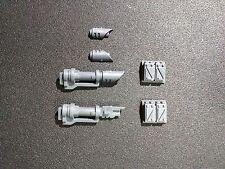 Warhammer 40k Space Marines Stormhawk Lascannon Bits