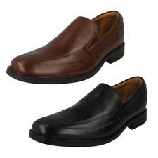 Clarks Standard (D) Width 100% Leather Shoes for Men