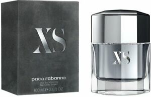 XS by Paco Rabanne cologne for men EDT 3.3 / 3.4 oz new in Box