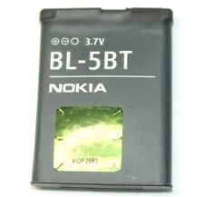 OEM Nokia BL-5BT Li-Ion Battery Pack 3.7 Volt 800 mAh for Classic 2600 Cellphone