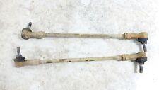 02 Honda TRX 400 EX TRX400 400ex steering tie rods right and left set