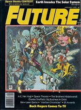Future#7 1979 STAR HAWKS COVER, ARTICLE GIL KANE,BUCK ROGERS TV SERIES