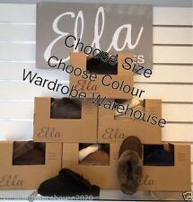 Ella Scuffs Slippers for Women