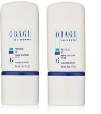 Obagi Nu-Derm Physical UV Block SPF 32, 2 oz - 2 PACK