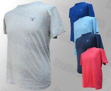 Men's GANT Original Short Sleeve Crew Neck T Shirt Top 100% Cotton S M L BNWT
