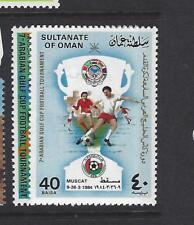 OMAN (P2802B)   SG 289-90     MNH