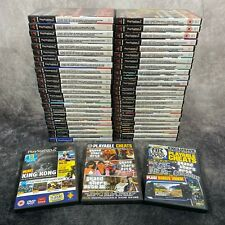 Huge PS2 PlayStation 2 Official Magazine Demo Disc Bundle 49 + 2 Cheat Discs