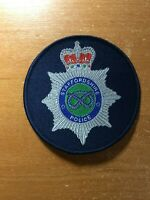 UNITED KINGDOM GREAT BRITAIN  PATCH POLICE STAFFORDSHIRE - ORIGINAL!