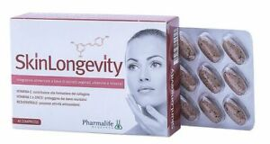 SKINLONGEVITY / Antioxidant, anti-aging and skin cleansing action