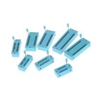 14/16/18/20/24/28/32/40 pin IC Test Universal ZIF Socket T RAS