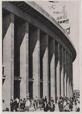 1936 BERLIN GERMAN OLIMPIC GAMES - Stadium Fans Flags ORIGINAL PHOTO #197