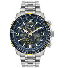 Citizen Men's JY8078-52L Blue Angels Promaster Skyhawk A-T Eco-Drive Watch