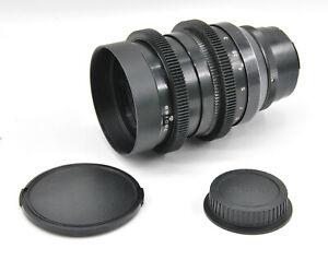 CLA'd Kaleinar-3B 150mm F2.8 Lens For Canon EF Mount! Adjusted For Filmmakers!