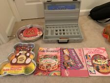 Wilton Cake Pans And Decorating Supplies Lot