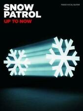 Snow Patrol Up To Now Pvg, Various, Good Condition Book, ISBN 1849384134