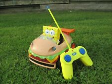 DICKIE Toys SpongeBob Squarepants - Remote Control Krabby Patty RC Car Working