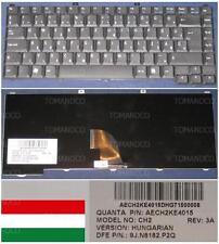 Teclado Qwertz Húngaro/HU Hungría EasyNote GN25 CH2 AECH2KE4015 9J.N8182.P2Q