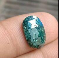 3.07Ct Loose Diamond Oval  Shape 13.80X8.73 MM Green color   diamond