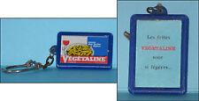 porte clé, années 1960, Végétaline