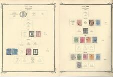 Finland Collection 1856 to 1962 on 30 Scott Specialty Pages, SCV $1183