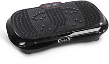 Vibrating Plate 120 Speed Levels 1000-Watt - Black
