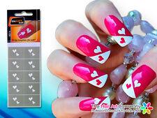 SmART-Nails - Hearts Nail Art Stencils N016 Professional Nail Product