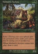 Multani's Acolyte X4 (Urza's Legacy) MTG (NM) *CCGHouse* Magic