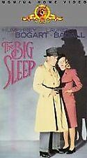 The Big Sleep (Vhs, 1991)