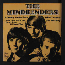 """MINDBENDERS: A Groovy Kind Of Love + 3 45 (Australia, PC ONLY NO 45 disc """"for d"""
