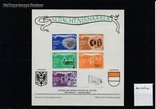 Herdenkingszegels (038) postfris MNH - Groningens 300 Jahriger Entsatz / Misdruk