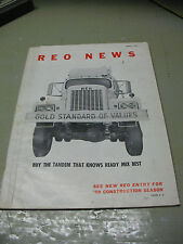 R E O NEWS  SPRING 1959 / TRUCK  SALES  ROCHESTER  6  NEW  YORK COCA COLA