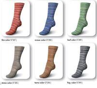 EUR 7,40/100g Sock yarn 50g REGIA RELAX COLOR