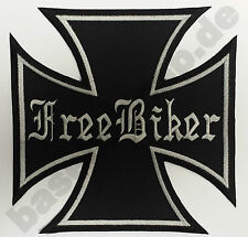 Patch Patch nº 9 Iron Cross free Biker Colour Patch parches emblemas Biker