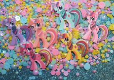 Candycabsuk Lindo Mini Little Pony Teléfono Cubierta Kit + free Perlas de 10g hágalo usted mismo Craft