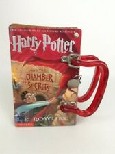 Harry Potter And The Chamber of Secrets Book Cover Red Handmade Purse Handbag