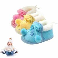 bambin d'abord les marcheurs bowknot les bottes d'hiver chaussures de bébé
