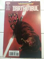 DARTH MAUL 1 STAR WARS HALLOWEEN COMICFEST 2017 MARVEL HTF MINOR KEY VARIANT++++